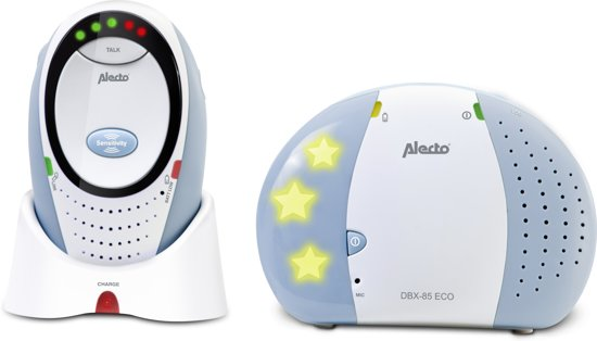 Alecto DBX-85 ECO DECT - Babyfoon