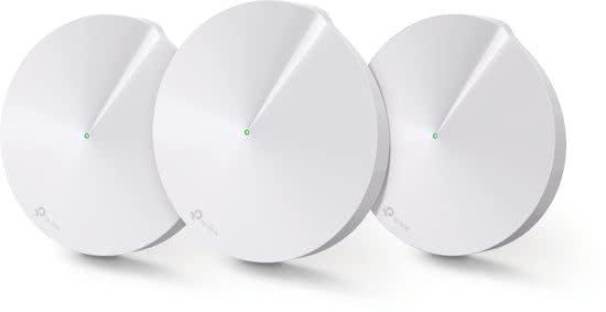 TP-Link Deco M5 - Multiroom Wifi Systeem - Triple Pack