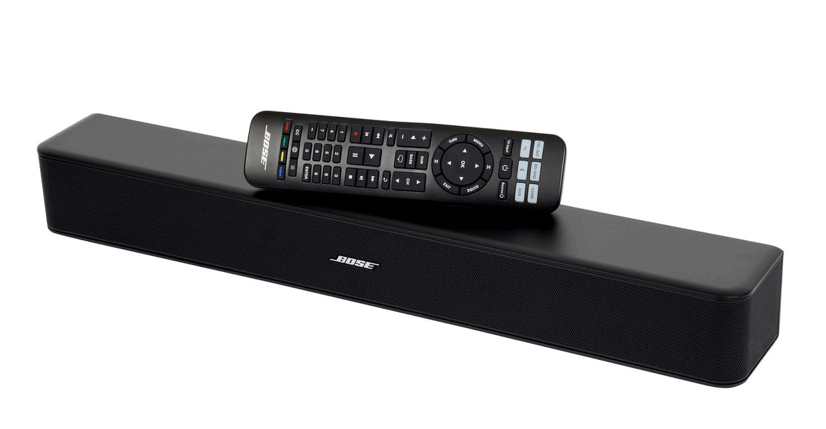 Review of Bose – Solo 5 TV Sound System.