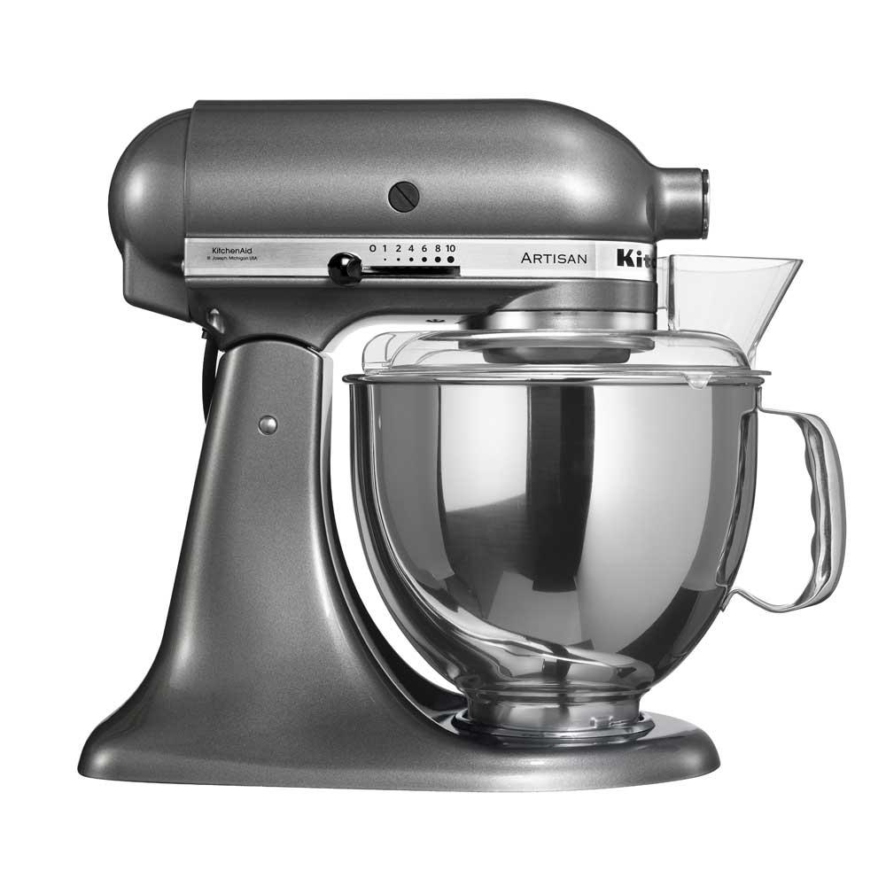 Artisan KitchenAid Köksmaskin. Grå Metallic - KitchenAid