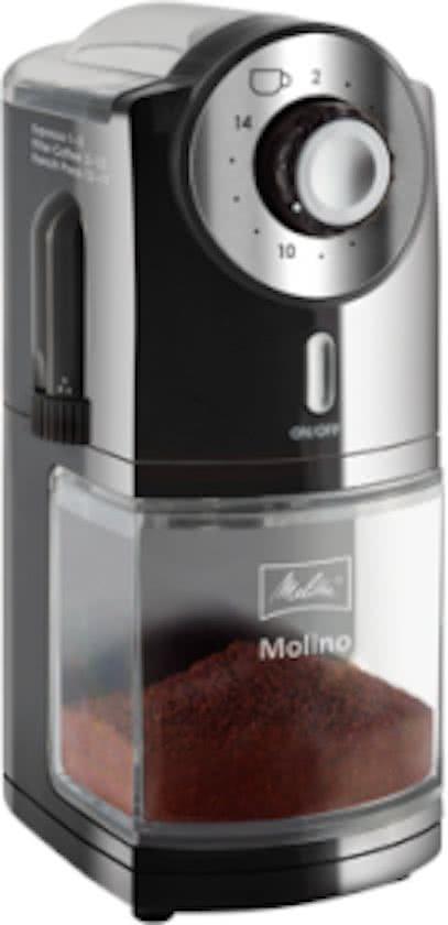 Melitta Molino - Koffiemolen - Zwart