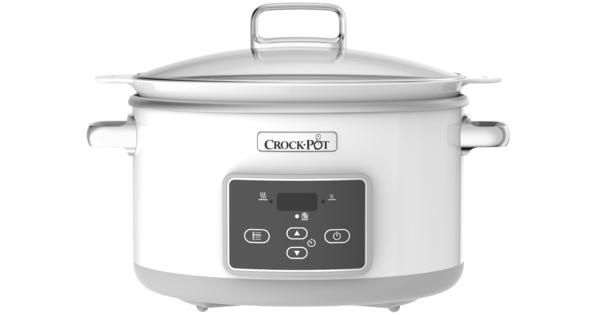 Crock-Pot Slowcooker CR026X 4,7 L