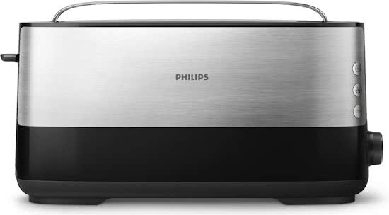 Philips HD2692/90 - Broodrooster - Zwart