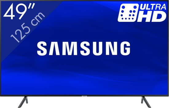 Samsung UE49NU7100 - 4K tv