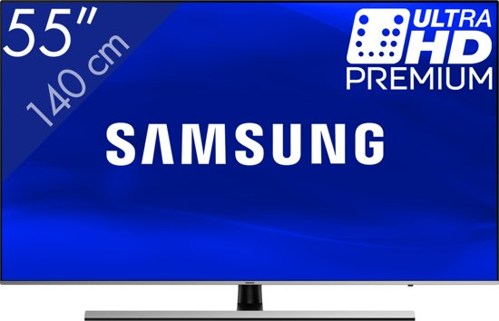 Samsung UE55NU8000 - 4K tv