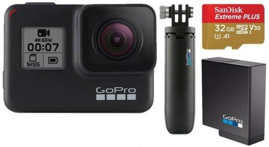 GoPro HERO7 Bundel - nu met extra accessoires
