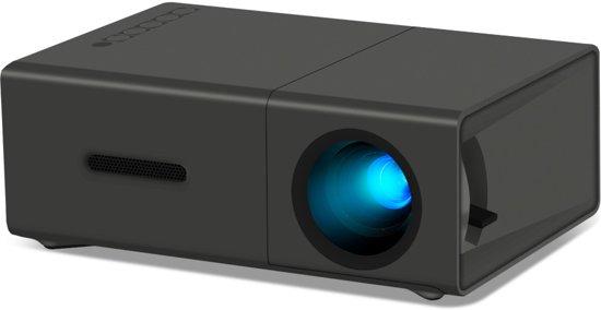 YG-2020 LCD Projector - Mini Beamer - Verbeterd Model - Ingebouwde Accu