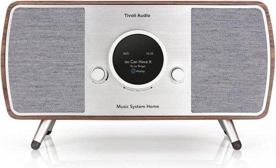 Tivoli Audio Music System Home Generatie 2 - Walnoot