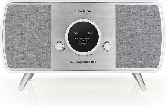 Tivoli Audio Music System Home Generatie 2 - Wit