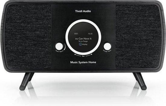 Tivoli Audio Music System Home Generatie 2 - zwart