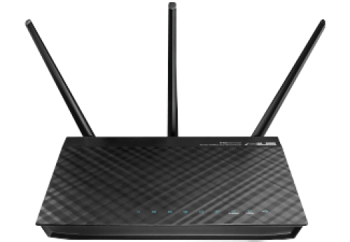 ASUS RT-N66U Dual Band WiFi-router