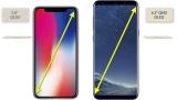 iPhone X Vs Galaxy S8 wat is het verschil?