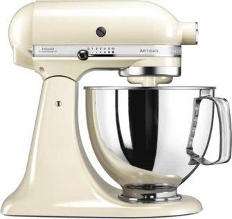 KitchenAid Artisan 5KSM125EAC - Keukenmachine - Crème