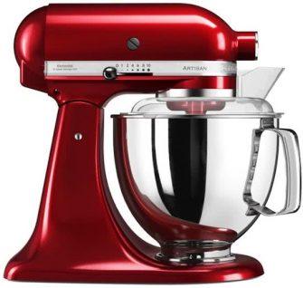 KitchenAid Artisan 5KSM175PSECA - Keukenmachine - Appelrood