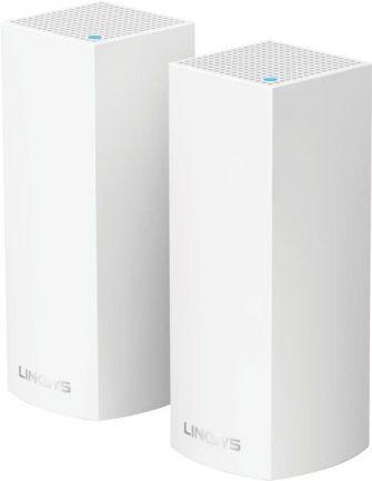 Linksys Velop - Multiroom Wifi Systeem - Duo Pack