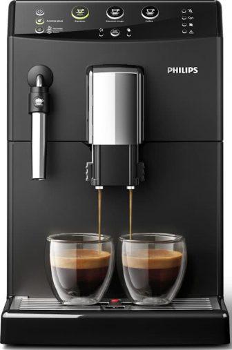 Philips 3000 serie HD8827/01 - Volautomaat espressomachine - Zwart